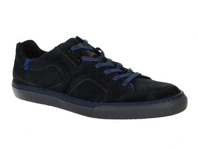 De La Bombe Chaussures 14422/09 De Bleu Hommes 0peM2m5
