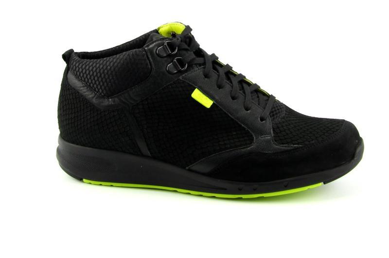 Noir Durea Chaussures À Lacets K Largeur 9NhKg7a
