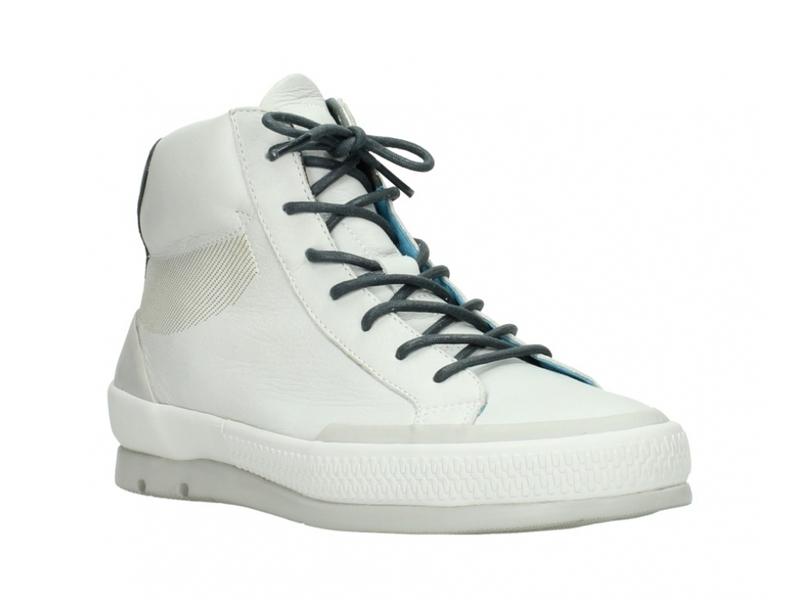 Wolky Sneakers 01925 Bromo - 30120 gebroken wit leer