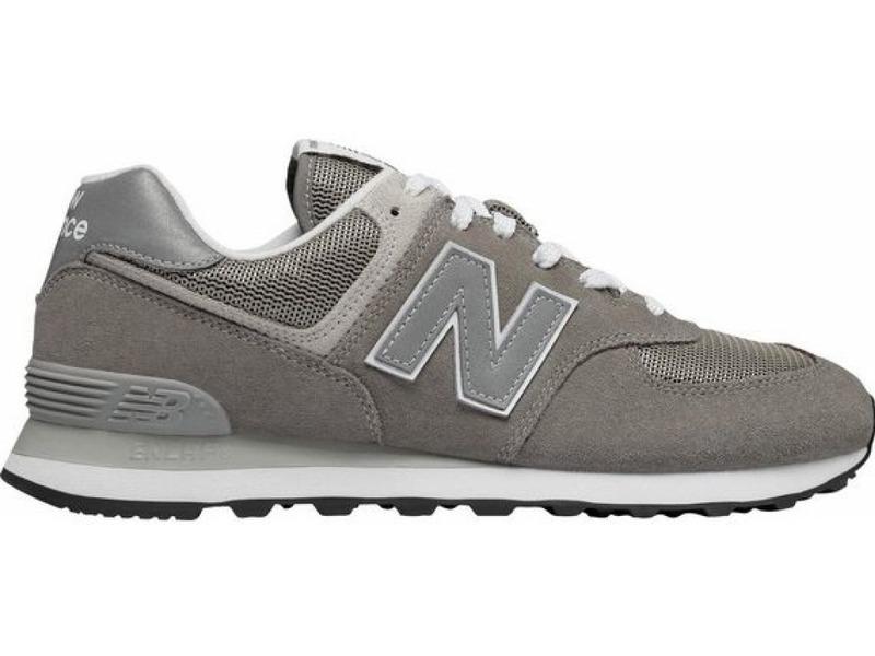 New Balance 574 Chaussures De Sport Pour Hommes - Taille Noir (noir): 41,5 Eu