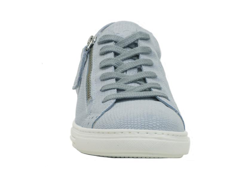 Aqa Shoes A6692 Blauw Damesschoenen Online Bestellen