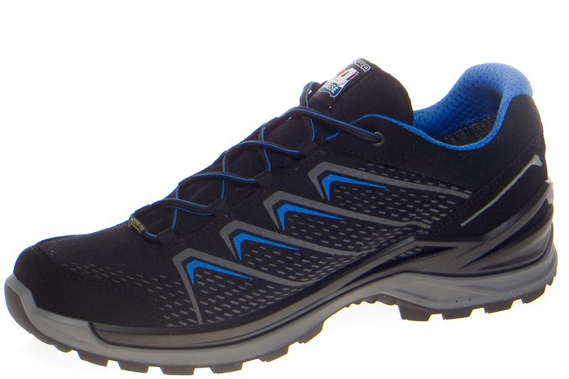 e2d13cf1d61 Lowa Ferrox Nijmegen GTX black/blue