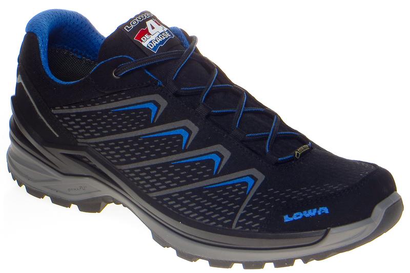 Lowa Ferrox Nijmegen GTX black/blue