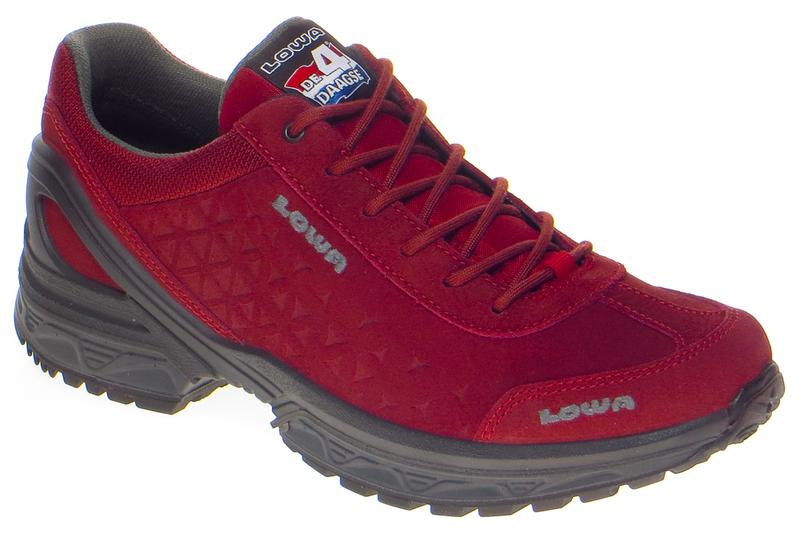 Lowa Walker Nijmegen Ws red