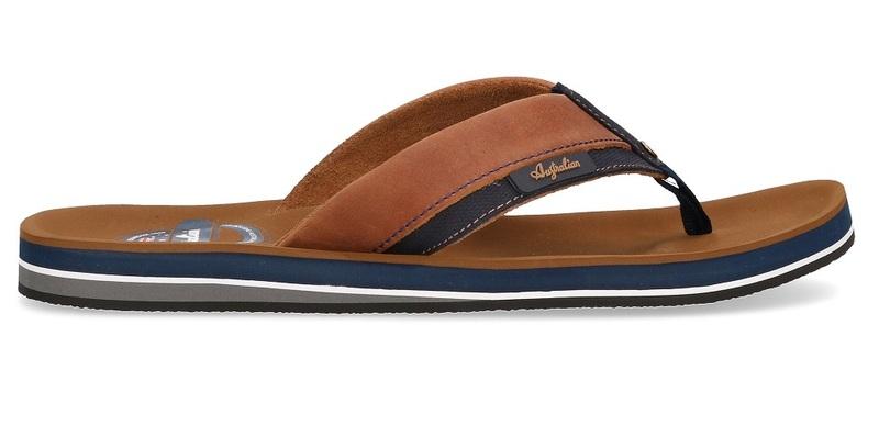 Australian Footwear Rockanje at Sea leather