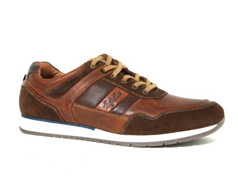 Australian Footwear Wayne leather