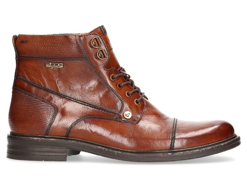 Australian Footwear Moretti Leather