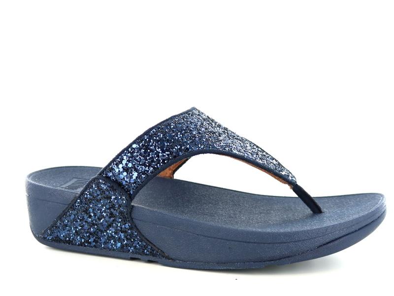 FitFlopTM Lulu Glitter Toe-Thongs