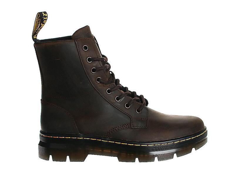 Dr. Martens Combs Leather